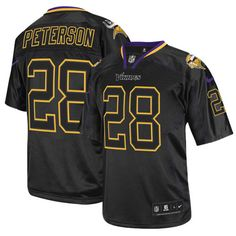 shop the official Vikings store for a Men's Nike Minnesota Vikings #28 Adrian Peterson Limited Lights Out Black Jersey in the latest styles available online and in stores. Size: S,M 40,L 44,XL 48,XXL 52,XXXL 56,XXXXL 60.Totally free shipping and returns. $89.99