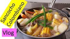 Sancocho Colombiano   LITAVLOG Sancocho Colombiano, Beef, Chicken, Food, Food Recipes, Eating Clean, Meal, Essen, Hoods