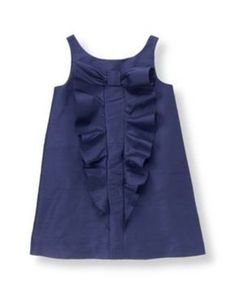 Girls Dresses, Toddler Girls Jumpers Sale at Janie and Jack Frocks For Girls, Kids Frocks, Baby Girl Fashion, Kids Fashion, Baby Outfits, Kids Outfits, Baby Dress Design, Diy Kleidung, Girls Jumpers