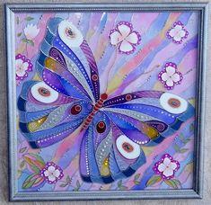 Роспись стекол витражными красками своими руками
