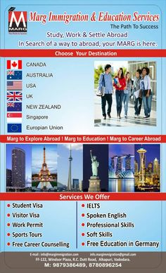 We are one of the most leading education and immigration cosultant.