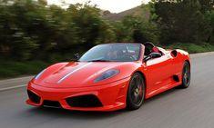 Ferrari F430 Spider, Ferrari Scuderia, Cool Sports Cars, Top Cars, Fast Cars, Exotic Cars, Luxury Cars, Super Cars, Desktop