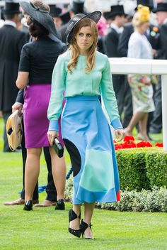 Royal Ascot Begins With a Right Royal Parade