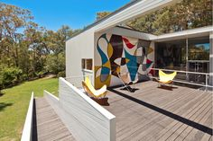 1950 Rose Seidler House | Wahroonga, New South Wales, Australia | Architect: Harry Seidler