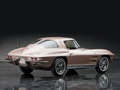 1963 Corvette Maintenance/restoration of old/vintage vehicles: the material for new cogs/casters/gears/pads could be cast polyamide which I (Cast polyamide) can produce. My contact: tatjana.alic@windowslive.com