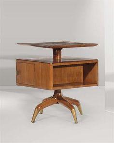 Gio Ponti Importante tavolino,1947