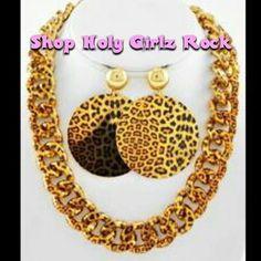 Bold Jewelry www.holygirlzrock.com