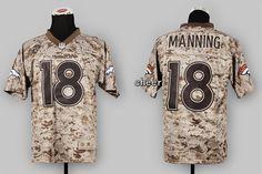 2013 nike new camo nfl Denver Broncos  18 Peyton Manning US.Mccuu Elite  Jerseys 7bc987a37