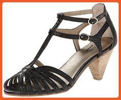 Seychelles Women's Quiz Show Dress Sandal, Black, 10 M US - Sandals for women (*Amazon Partner-Link)
