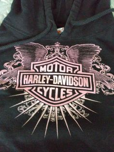 Harley Davidson Decals, Harley Davidson Quotes, Casual Street Style, Street Fashion, Ss, Bike, Hoodies, Tattoos, Lady