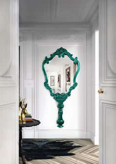Glisten-Up-Your-Entrance-with-these-HarmoniGlisten Up Your Entrance with these Harmonious Wall Mirrorsous-Wall-Mirrors-4 Glisten-Up-Your-Entrance-with-these-Harmonious-Wall-Mirrors-4