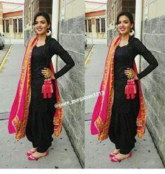New Punjabi Suit Design Stylish Dress Designs, Designs For Dresses, Stylish Dresses, New Punjabi Suit, Punjabi Suits Party Wear, Punjabi Salwar Suits, Punjabi Dress, Patiala Salwar, Casual Indian Fashion