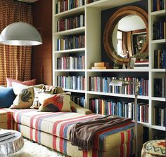 Hadley Court Blog Post: How To Design And Organize A Home Library - Written by Blog Content Contributor: Lynda Quintero-Davids