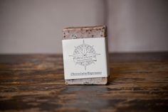 Chocolate Espresso Handmade Soap with Coffee by SaintLawrenceSuds, $5.00