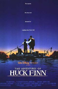 The Adventures of Huck Finn (1993) - Disney would never have the guts to make this movie nowadays. Great performances.