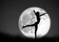 Bailando en giros (Dancing Moon)