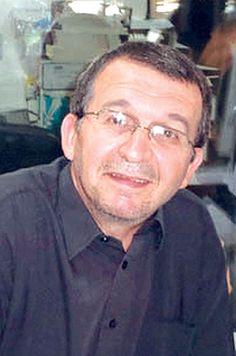 Mustapha Ourad, correcteur à Charlie Hebdo
