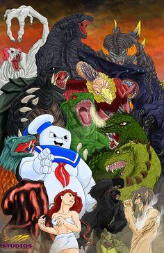 Kaiju by DR-Studios