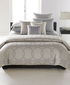 Hotel Collection Bedding, Calligraphy Collection - Bedding Collections - Bed & Bath - Macy's