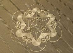 Warminster crop circle - null