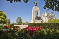 The Response, National War Memorial / La Réponse, Monument commémoratif de guerre du Canada | Ottawa, Canada