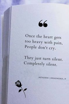 10 True Quotes About Life's Sadness