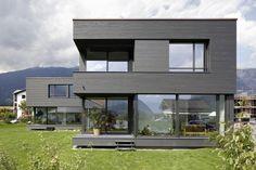 Aussenansicht  © Albertin Partner Architekten GmbH Planer, Outdoor Decor, Home Decor, Architecture, Modern Houses, Interior Design, Home Interior Design, Home Decoration, Decoration Home