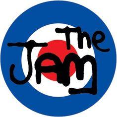 The Jam target logo