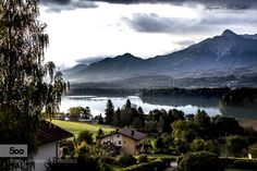 Panoramic view from Ferienhotel Schönruh by lucOne_phOto #landscape #travel