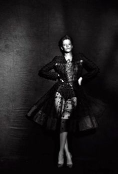 So Light, So Charming by Peter Lindbergh for Vogue Italia