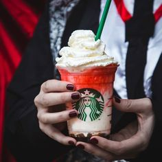 Get Ready for Starbucks' Limited-Edition Halloween Frappuccino  Food News