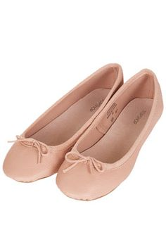 VIBRANT Tumbled Ballerinas