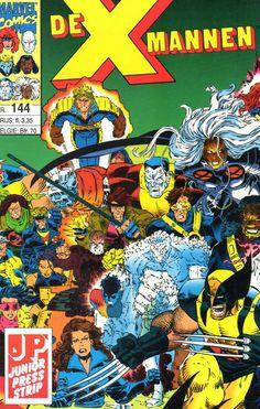 X-Mannen #144 Fatal Attractions / Volg de leider