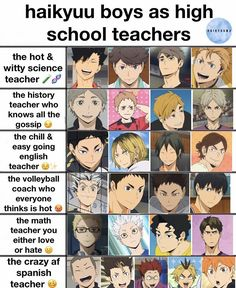 Haikyuu Funny, Haikyuu Fanart, Haikyuu Ships, Anime Manga, Anime Guys, Anime Meme, Haikyuu Wallpaper, Volleyball Anime, Kageyama