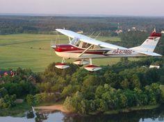 "Cessna 150  ПОДАРИТЕ НЕЗАБЫВАЕМЫЕ ВПЕЧАТЛЕНИЯ ОТ ПОЛЕТА СЕБЕ И ДОРОГИМ ЛЮДЯМ! С КОМПАНИЕЙ ""ПОЛЕТ НА ОТЛИЧНО"" ВЫ СТАНЕТЕ БЛИЖЕ К НЕБУ!  Give a memorable flight yourself and loved ones! With the company ""Polet na otlichno"" you will become closer to the sky! 8-926-526-80-69 #poletnaotlichno http://vk.com/poletnaotlichno , https://www.facebook.com/poletnaotlichno. #Cessna150 #poletnaotlichno #polet #shevlino, #Russian, #aviation"