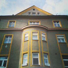 Obytný dom, Osadná ulica