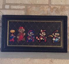 The evolution of Mario - from Donkey Kong to Super Mario World