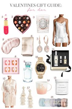 Valentines Gift Guide: For Her & Him
