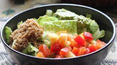 Raw Taco Salad Recipe