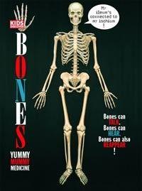 Kids Discover Bones