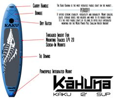 Kaku Kayak | Kayaks and Stand Up Paddle Boards