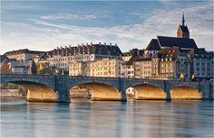Basel, Switzerland - by Jan Geerk