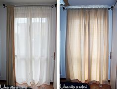 Come cucire una tenda - tutorial parte 2