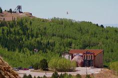 Cripple Creek Heritage Center, photo courtesy of Maria Cunningham #Colorado