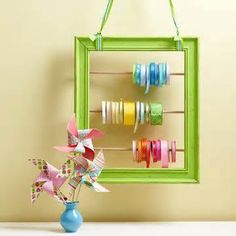 Repurposed Picture Frame Ideas - Bing Images