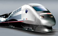 French High Speed Train Today