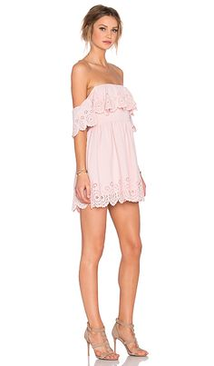 Lovers + Friends x REVOLVE Dream Vacay Dress in Pale Pink | REVOLVE