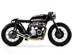 Honda CB550 Cafe Racer - BPST13