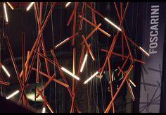 Foscarini @ Clerkenwell Design Week 2014 Farmiloe Building, London