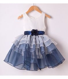 Vestido Babado Luxo - Vestido Infantil - Menina - You and me store